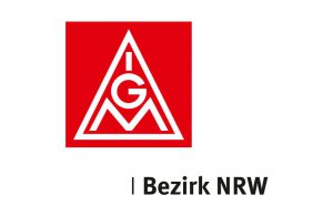 Logo IG Metall - Bezirk NRW